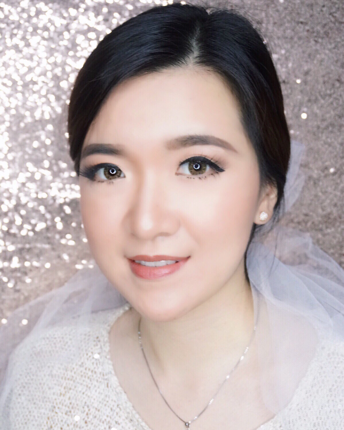 Flawless Korean Wedding Makeup by Rac.mua - 001