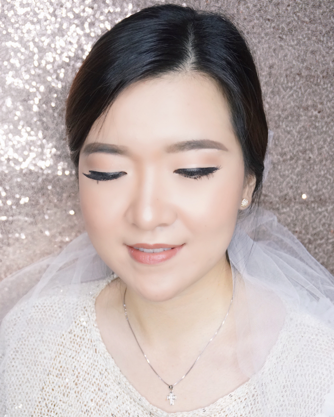 Flawless Korean Wedding Makeup by Rac.mua - 002