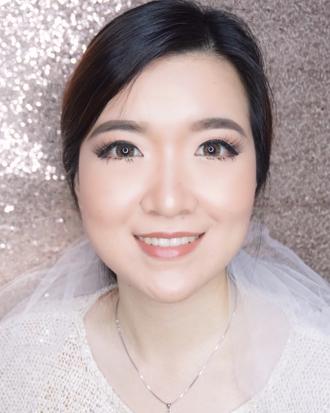 Flawless Korean Wedding Makeup by Rac.mua - 003