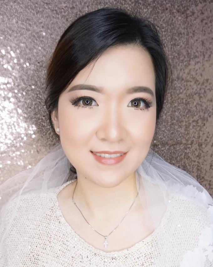 Flawless Korean Wedding Makeup by Rac.mua - 004