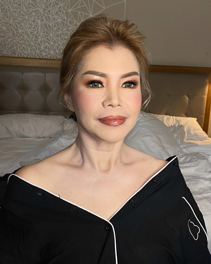 Morning and night makeup for Ms. Hanna  by Rachel Liem Makeup - 003