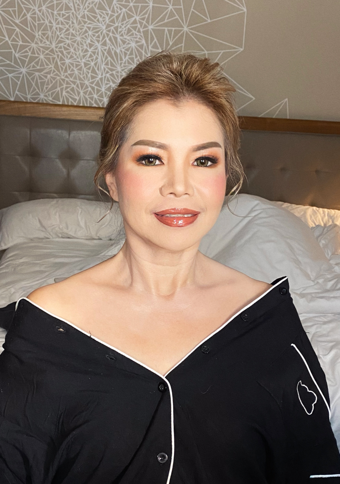 Morning and night makeup for Ms. Hanna  by Rachel Liem Makeup - 004