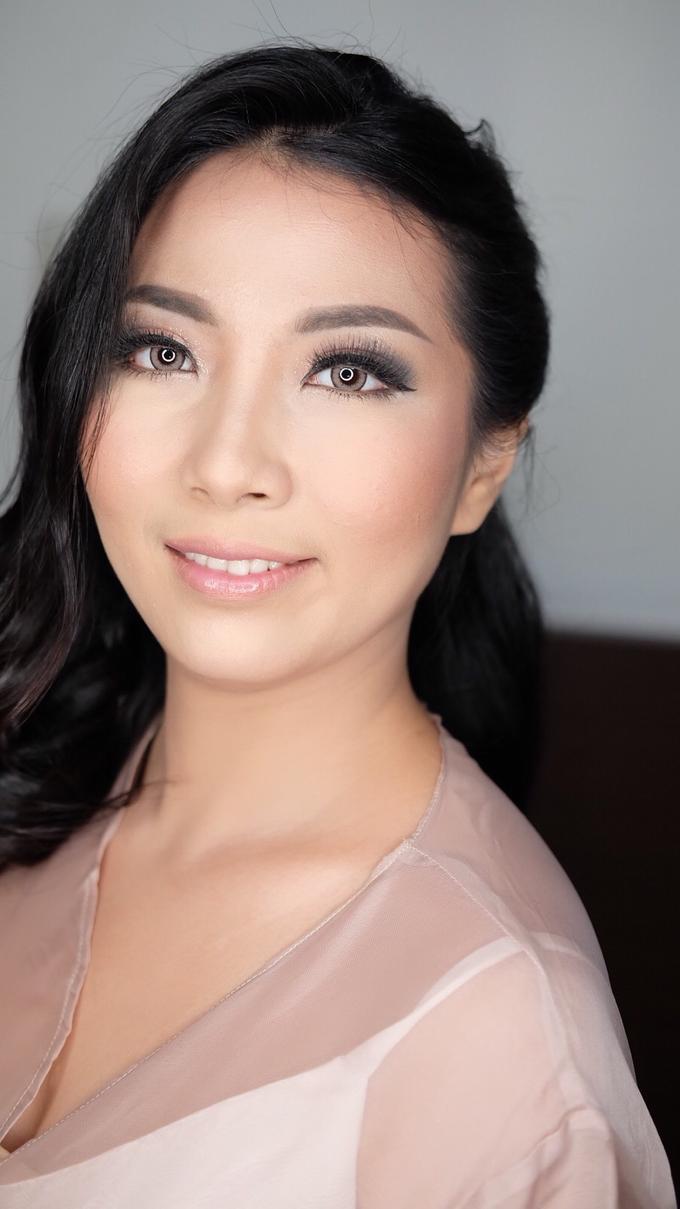 Wedding makeup for Mrs. Marisa by Rachel Make Up - 002
