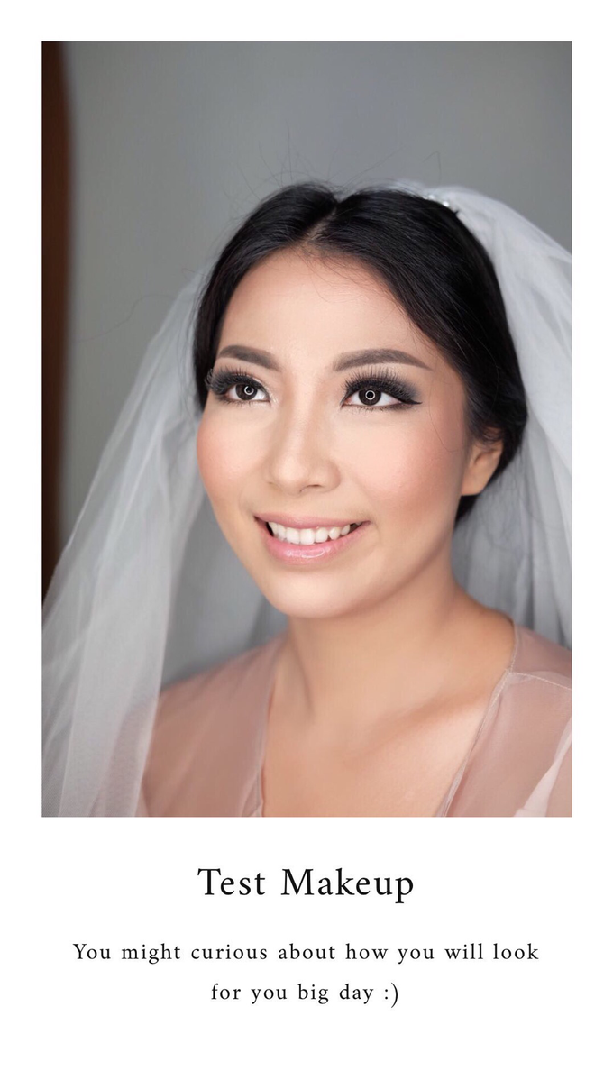 Wedding makeup for Mrs. Marisa by Rachel Make Up - 004
