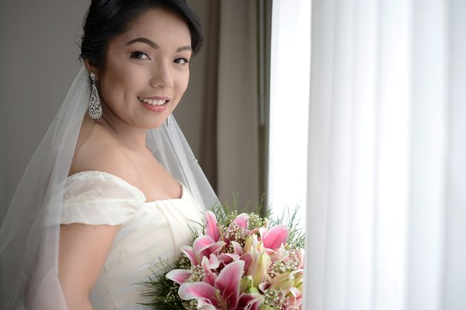 Real Brides by Melody Tinoy Makeup Artist - 025