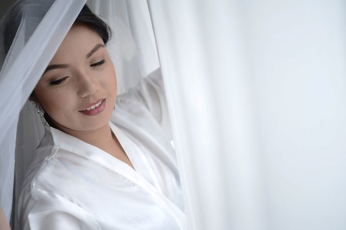 Real Brides by Melody Tinoy Makeup Artist - 026