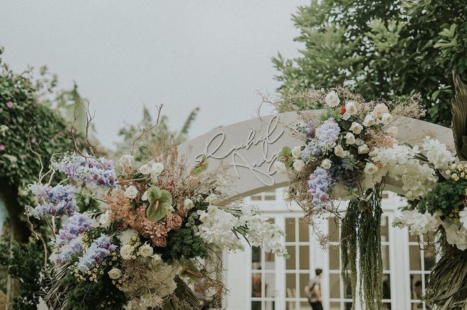 Rachel Theresia & Audy Pratama Engagement Day by Medina Catering - 011