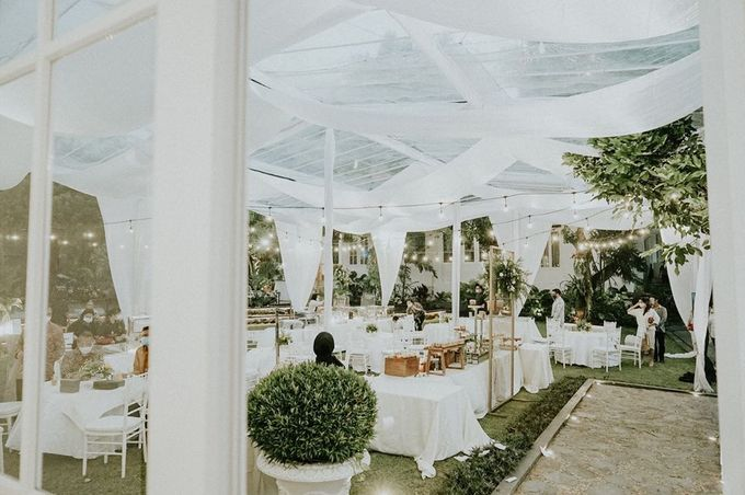 Rachel Theresia & Audy Pratama Engagement Day by Medina Catering - 005