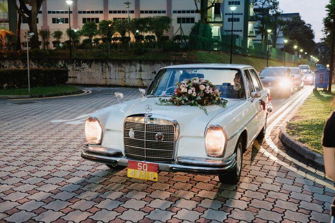 Rach + Shing (Rustic Red Wedding) by Mindy Tan, Weddings - 001