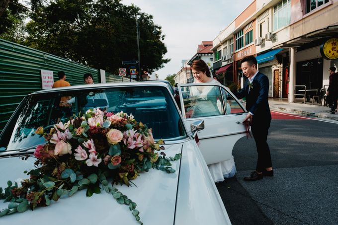 Rach + Shing (Rustic Red Wedding) by Mindy Tan, Weddings - 005
