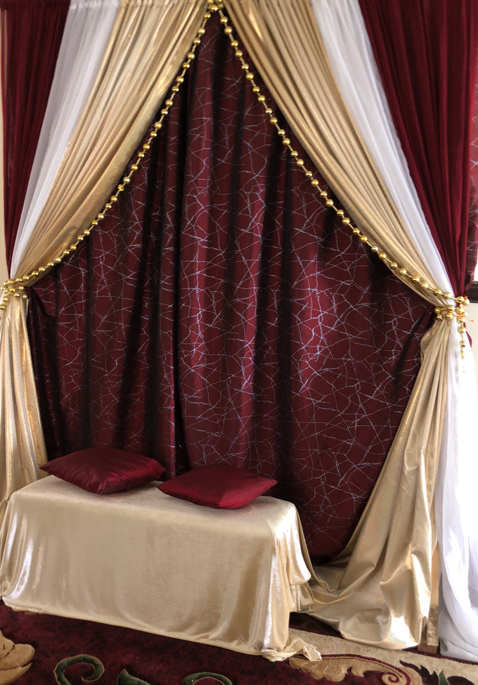 Various backdrops and centrepieces created by us! by Radiance Decor - 006