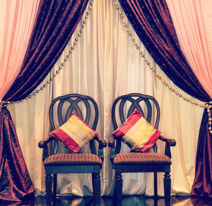 Various backdrops and centrepieces created by us! by Radiance Decor - 007