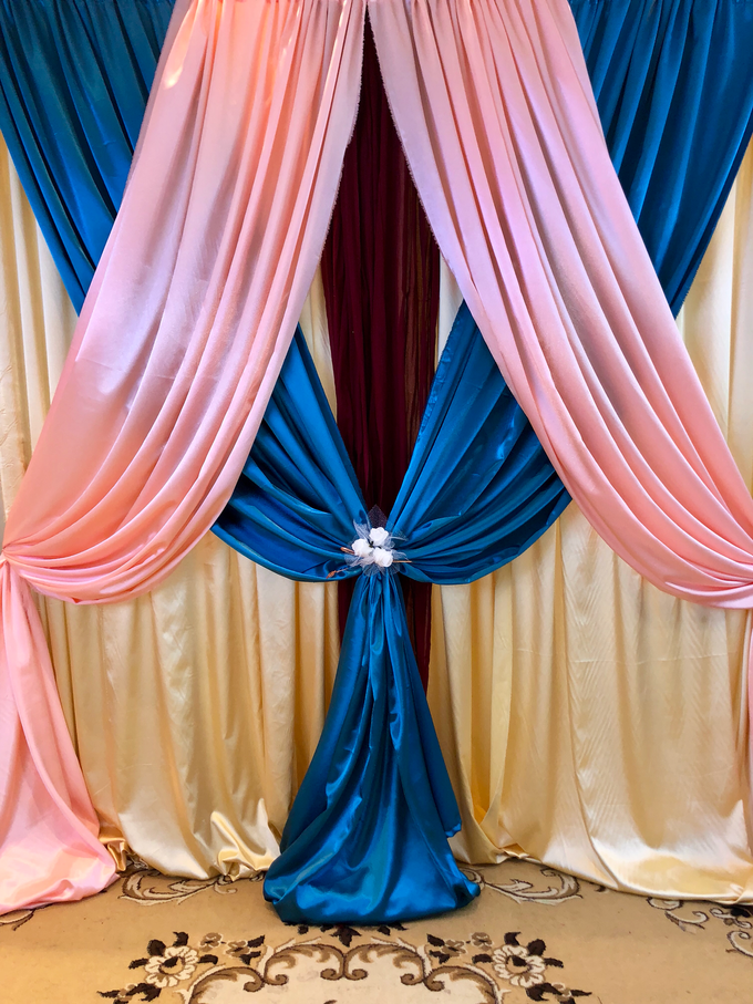 Various backdrops and centrepieces created by us! by Radiance Decor - 008