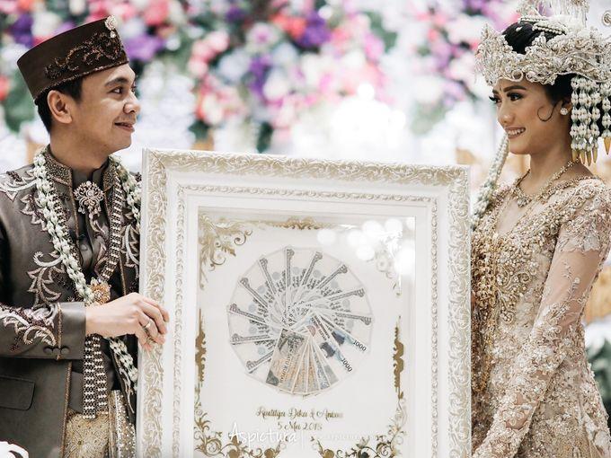 Wedding Day Raditya Dika & Anissa Aziza by Wong Hang Distinguished Tailor - 011