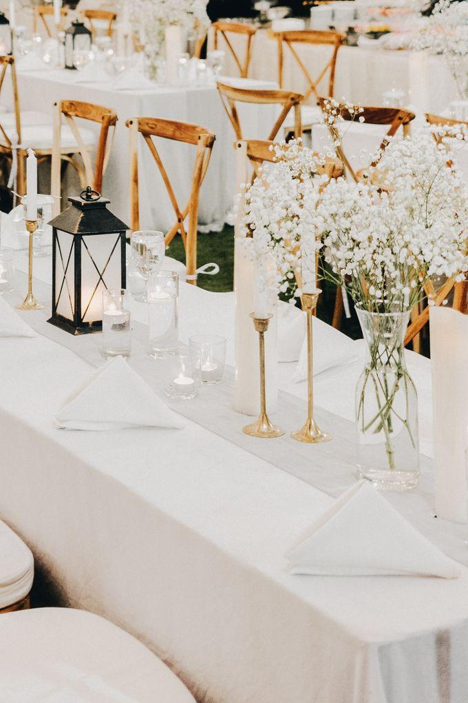 The Wedding of Randy & Rulin by Elior Design - 016