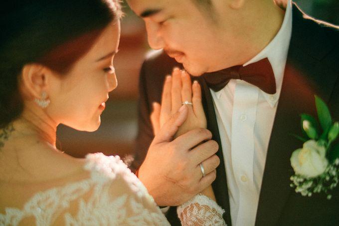 Rian & Grace Wedding Day by Tulola - 001