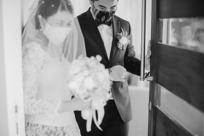 Rian & Grace Wedding Day by Hummingbird Road - 007