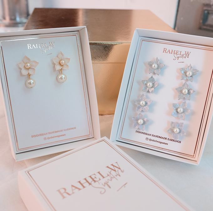 Bridemaid Earrings by Rahel W Signature - 013