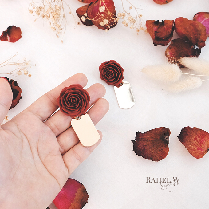Rose With Soul by Rahel W Signature - 001