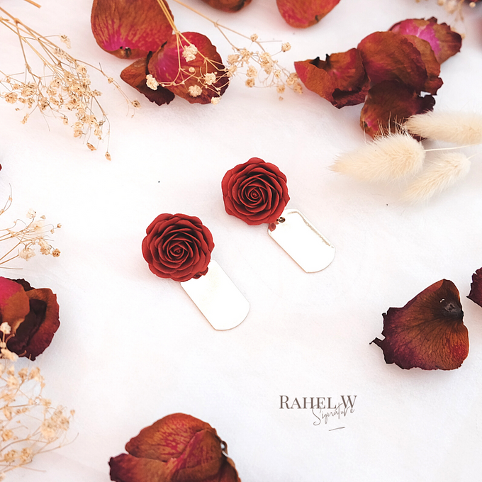 Rose With Soul by Rahel W Signature - 002