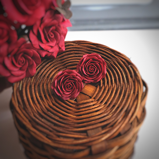 Rose With Soul by Rahel W Signature - 004