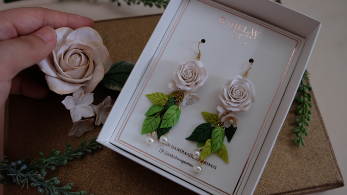 Rose With Soul by Rahel W Signature - 011