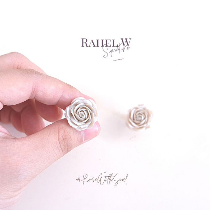 Rose With Soul by Rahel W Signature - 012