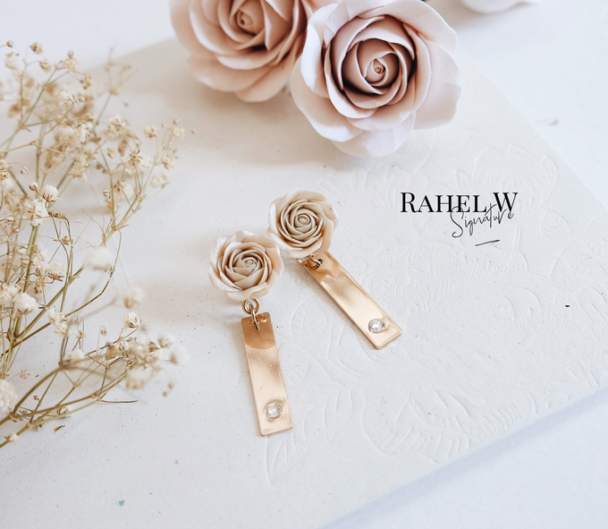 Rose With Soul by Rahel W Signature - 015