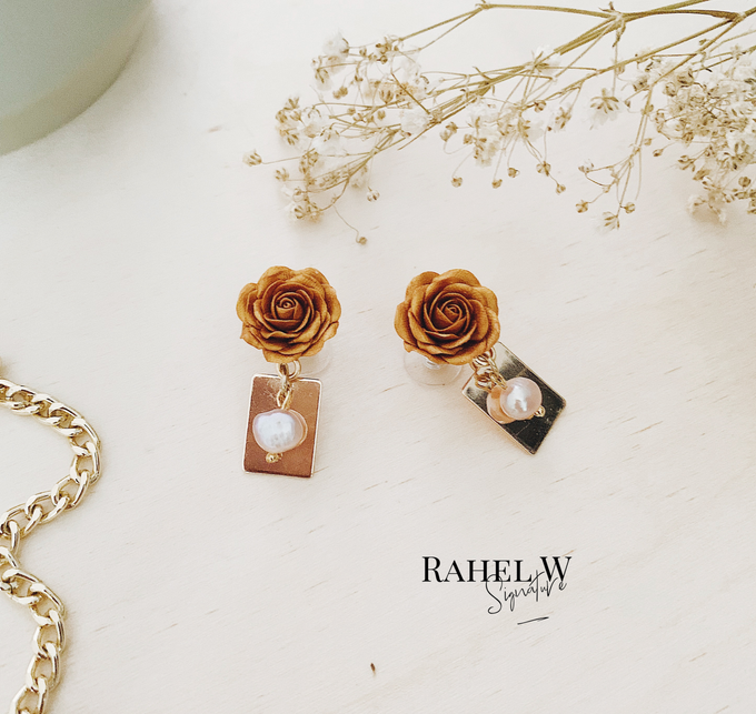 Rose With Soul by Rahel W Signature - 014