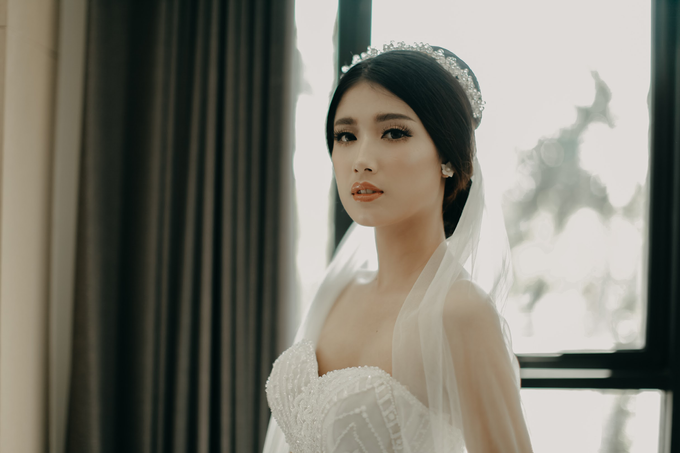 Bridemaid Earrings by Rahel W Signature - 018