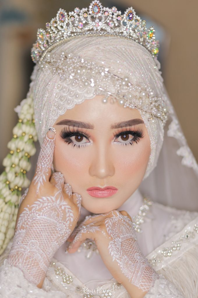 The Wedding Story of Fadli & Ayu by Rains Project - 018