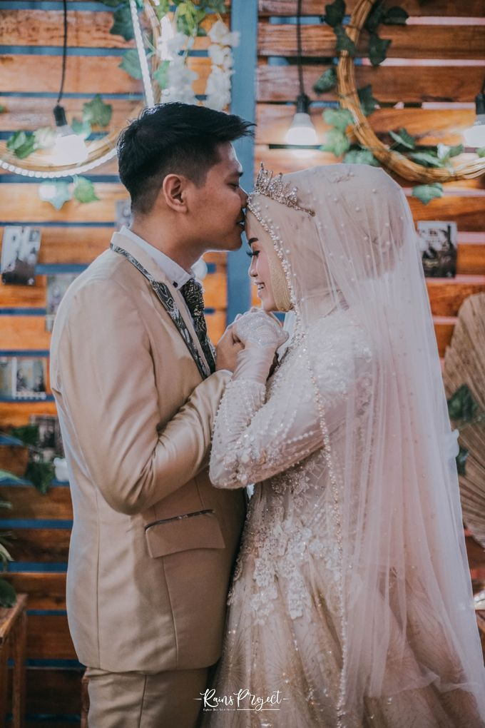 The Wedding of Agus & Lina by Rains Project - 013