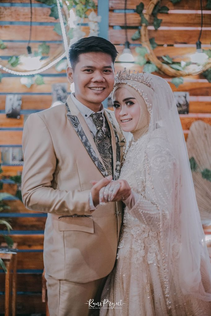 The Wedding of Agus & Lina by Rains Project - 011