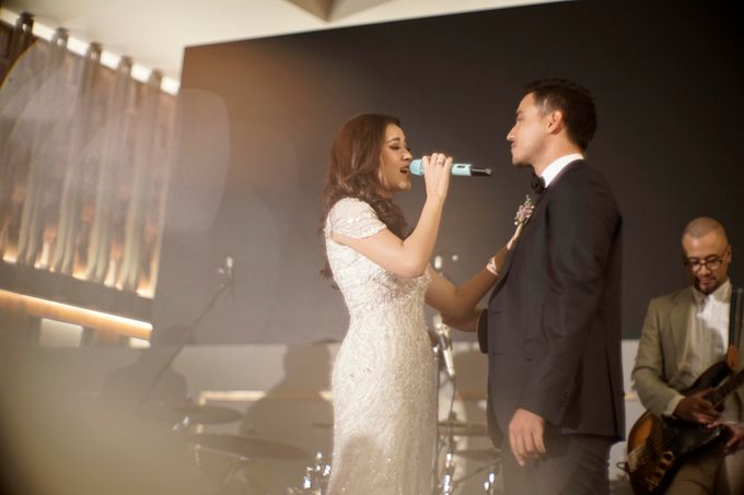 LED Screen - Raisa & Hamish Wedding by Chroma Project - 004