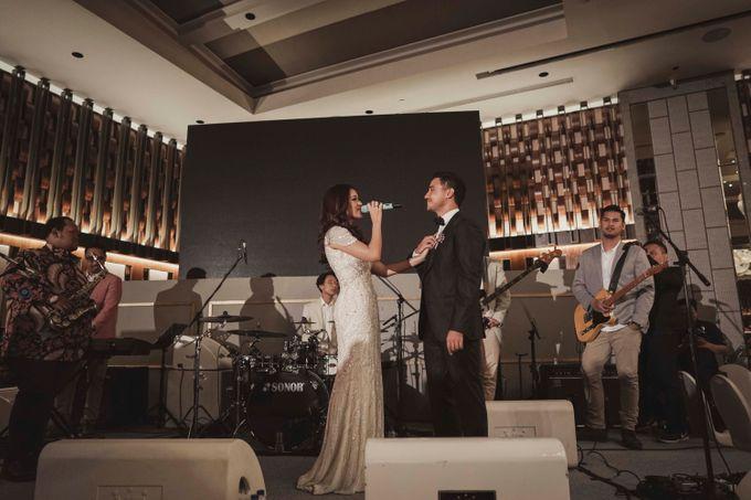 LED Screen - Raisa & Hamish Wedding by Chroma Project - 001