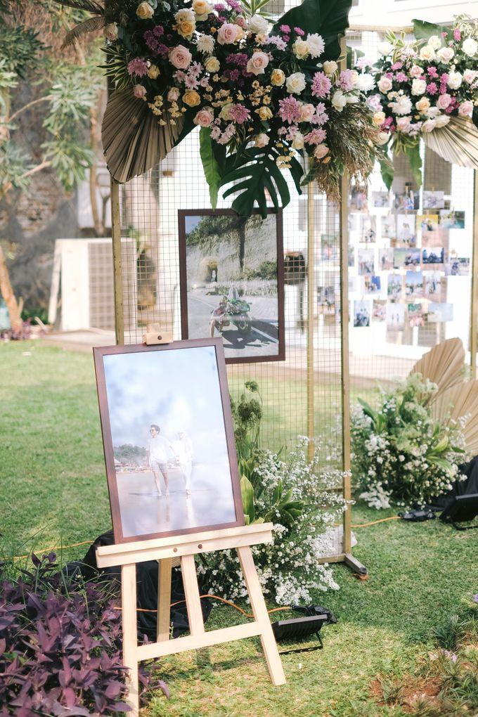 Harald Arkan & Prily Wedding Day by Cassia Decoration - 026