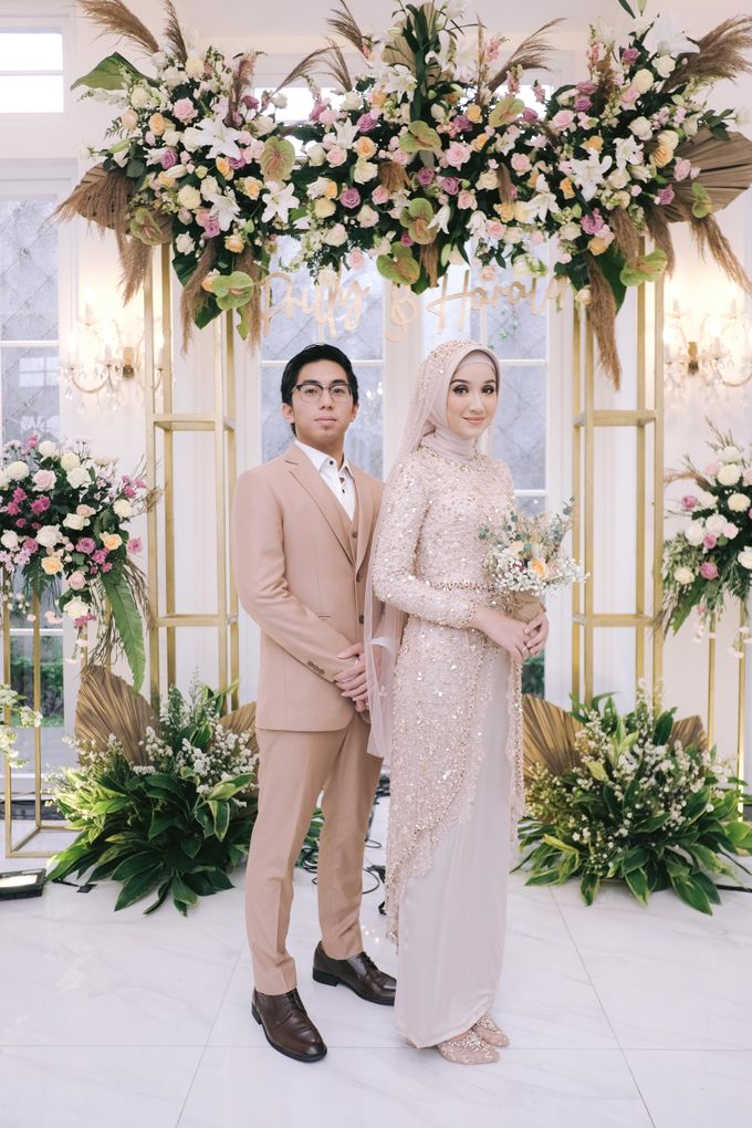 Harald Arkan & Prily Wedding Day by Cassia Decoration - 014