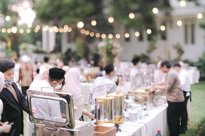 Harald Arkan & Prily Wedding Day by Medina Catering - 017