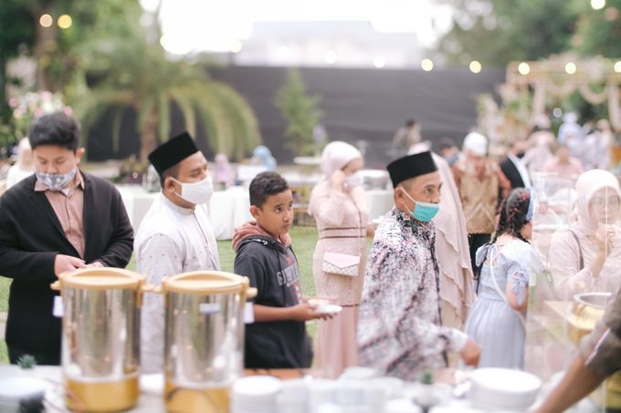 Harald Arkan & Prily Wedding Day by Medina Catering - 005