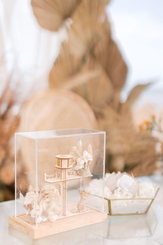 Bohemian Eco Conscious Wedding by Made by Kaia - 003