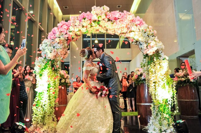 Wedding of Rully & Anita by La'SEINE Function Hall - 003
