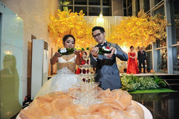 Wedding of Rully & Anita by La'SEINE Function Hall - 004
