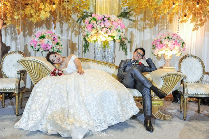 Wedding of Rully & Anita by La'SEINE Function Hall - 008