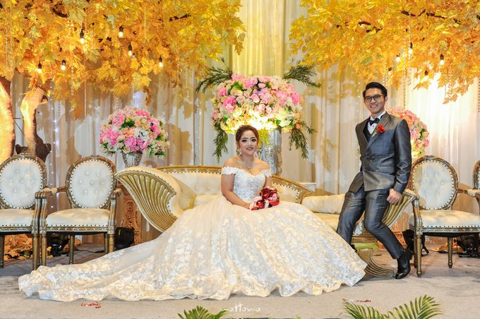 Wedding of Rully & Anita by La'SEINE Function Hall - 009