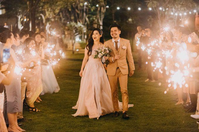 Bali Wedding Randy & Cherrie by StayBright - 030