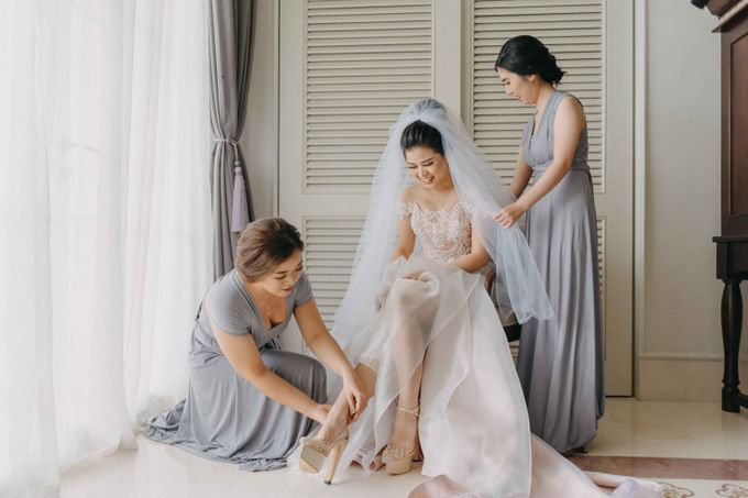 Bali Wedding Randy & Cherrie by StayBright - 009