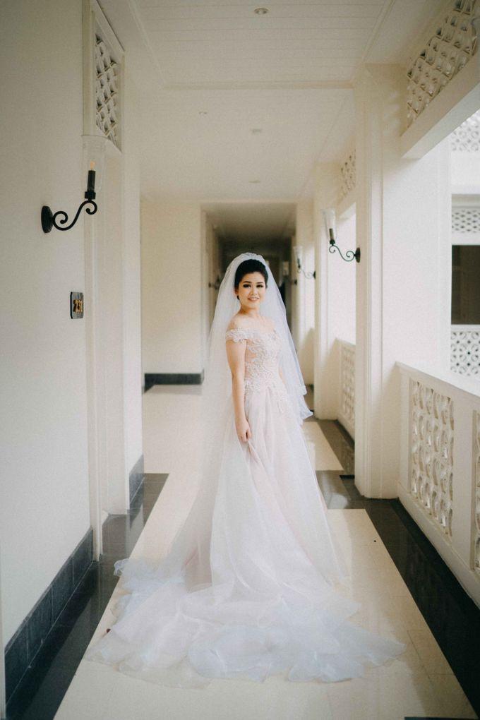 Bali Wedding Randy & Cherrie by StayBright - 011