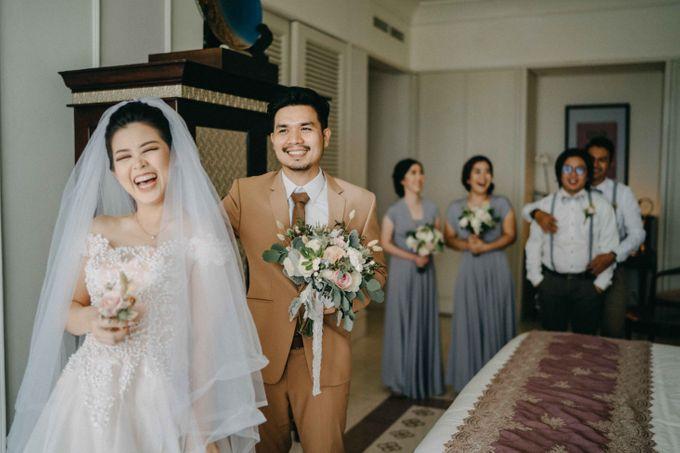 Bali Wedding Randy & Cherrie by StayBright - 012