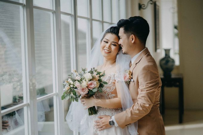 Bali Wedding Randy & Cherrie by StayBright - 014