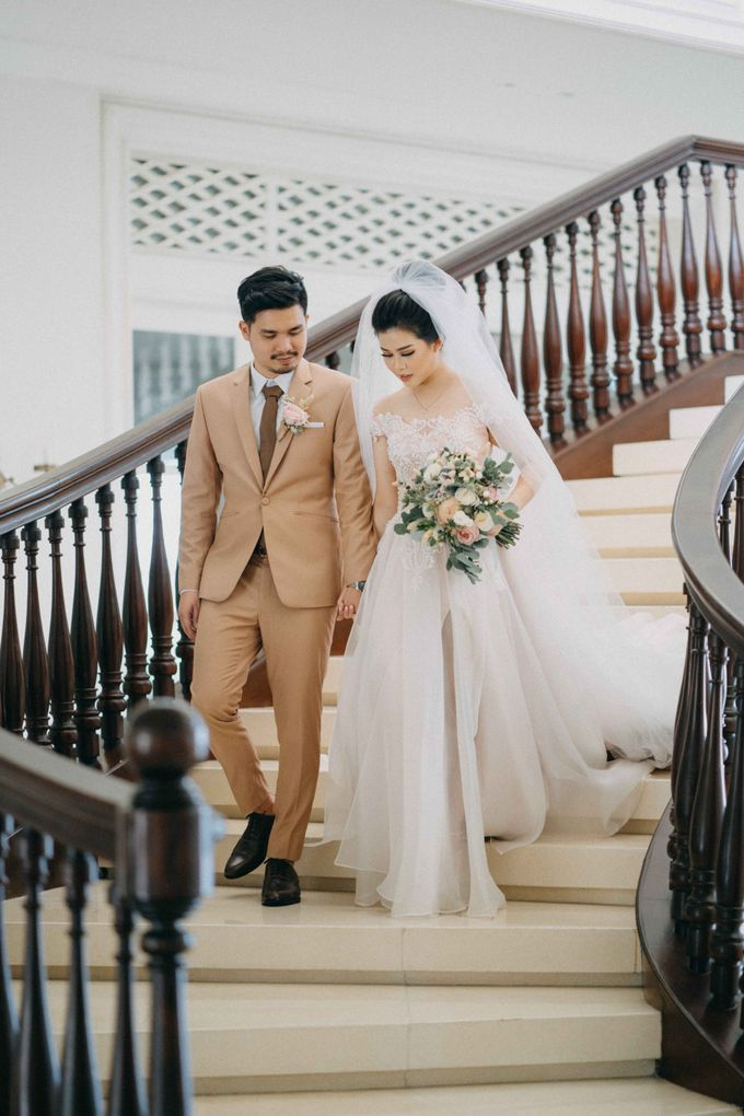 Bali Wedding Randy & Cherrie by StayBright - 015